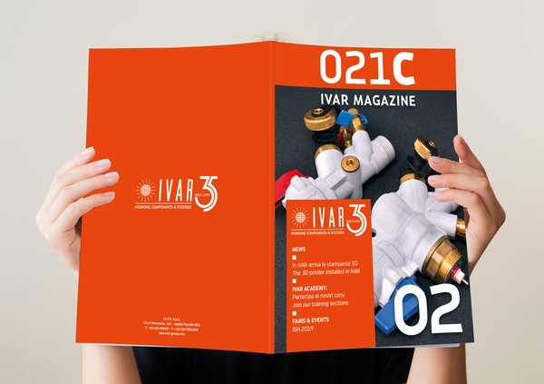 021C: the new issue of IVAR magazine